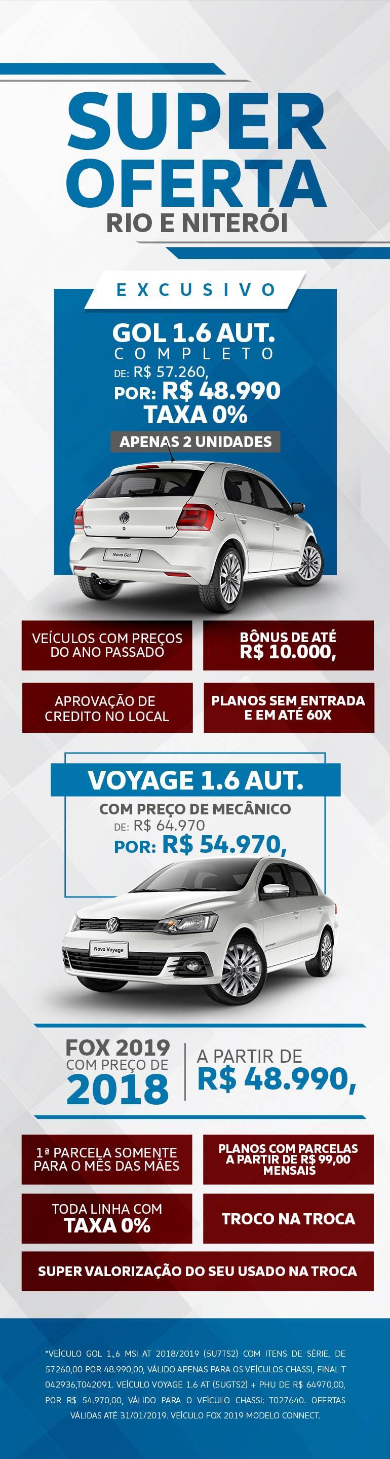 Super Oferta Volkswagen