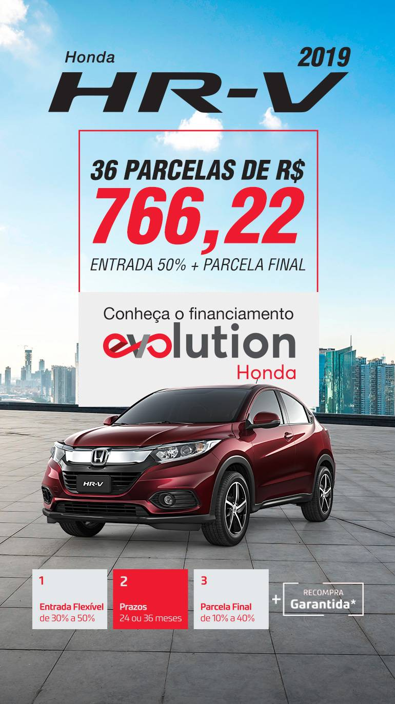 Honda HR-V Evolution