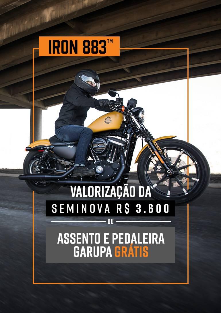 Iron 883 Oferta