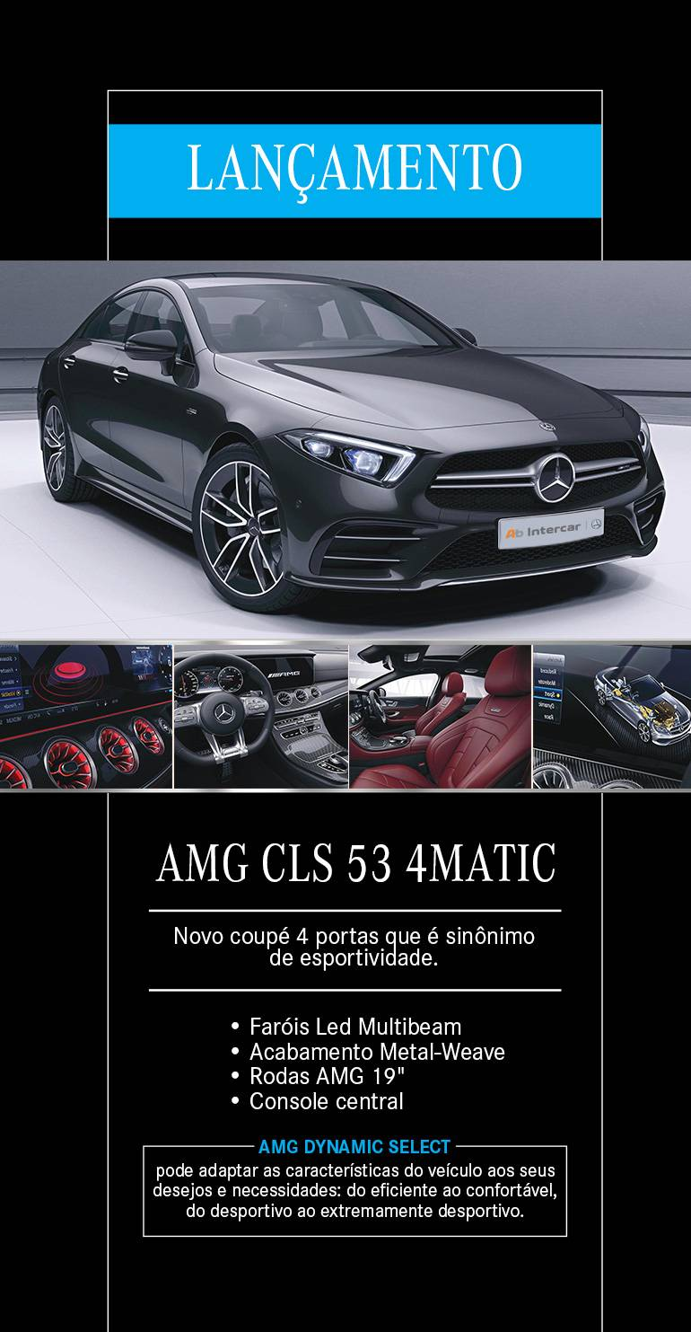 AMG CLS 53 4MATIC