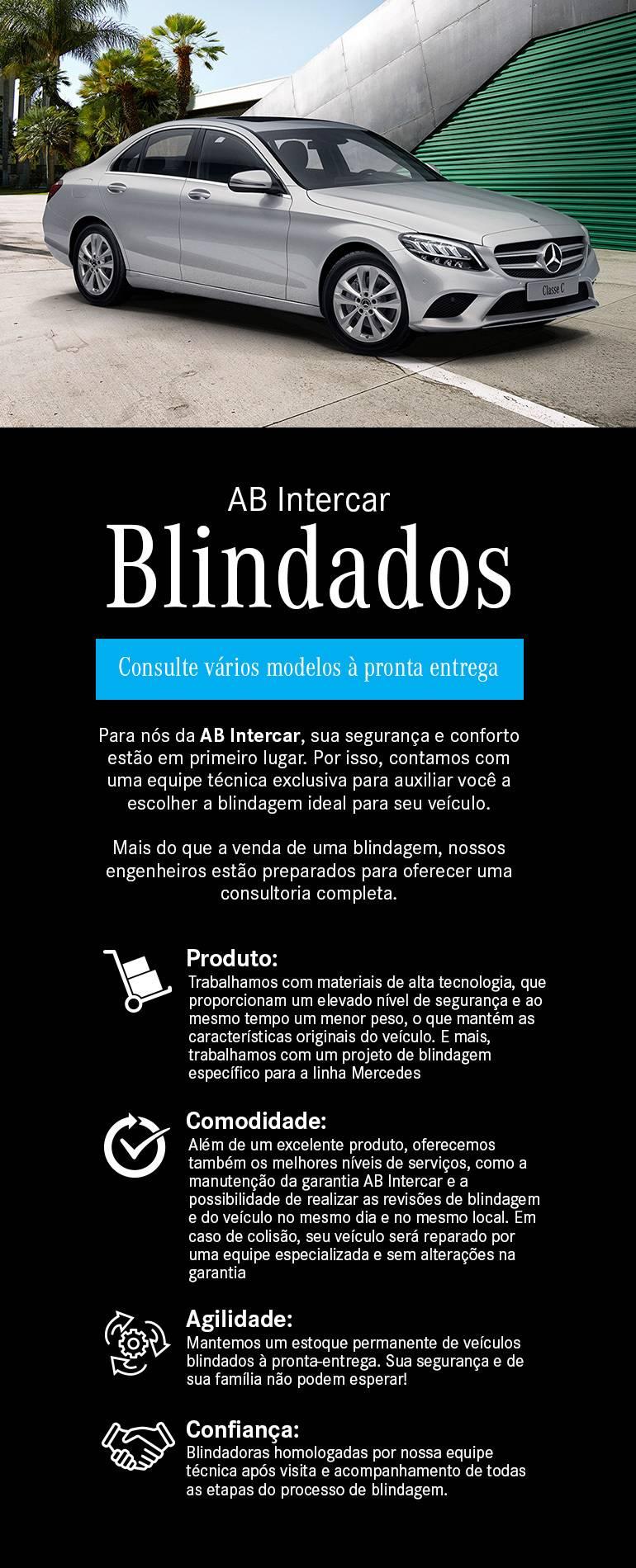 AB Intercar - Blindados