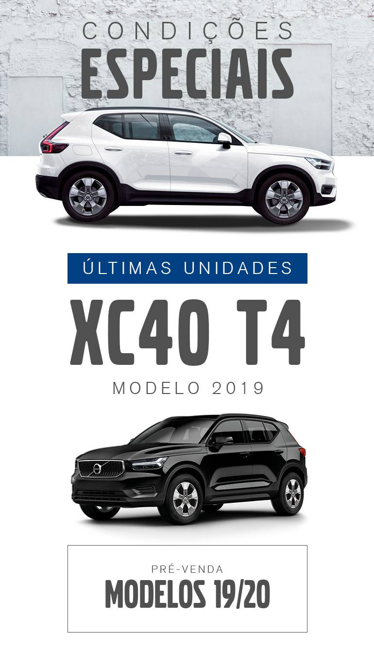 Oferta - XC40 T4