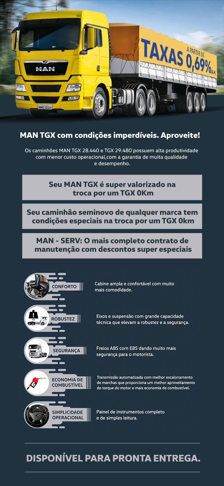 MAN TGX 2