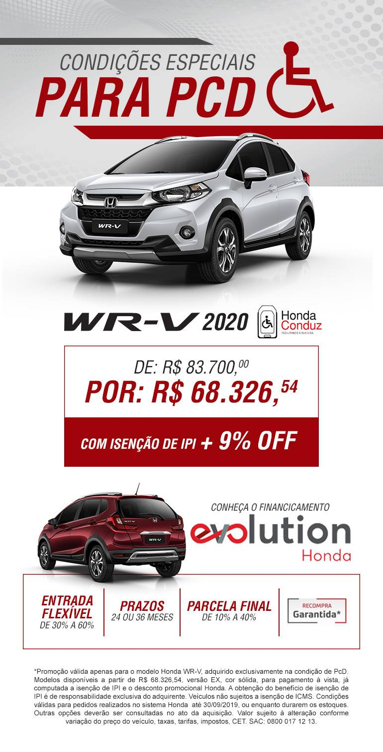 WRV - PCD