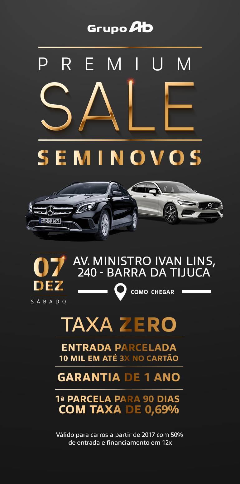Seminovos Premium!