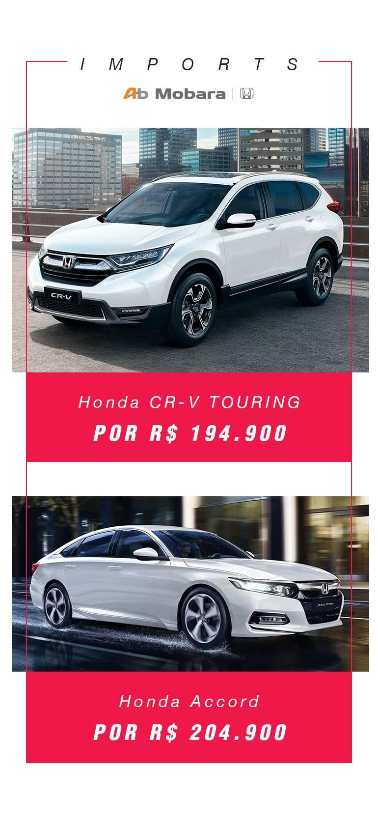 Honda Imports
