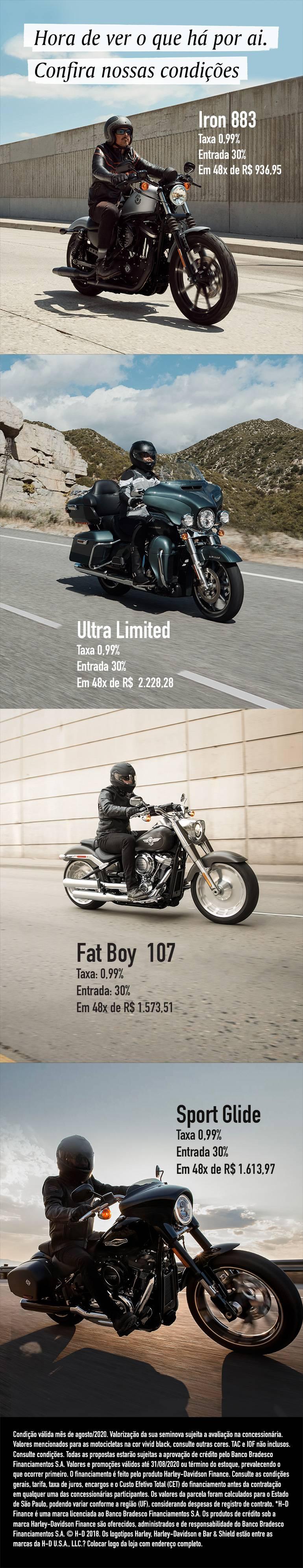 Harley-Davidson 0km