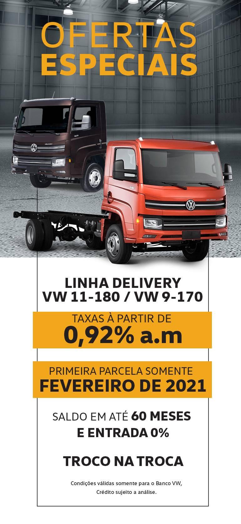 linha delivery