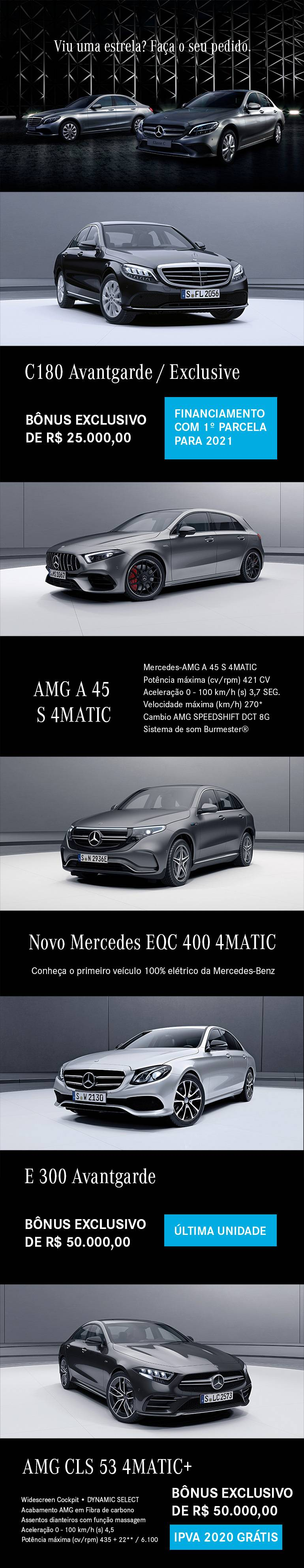 Oferta Mercedes-Benz