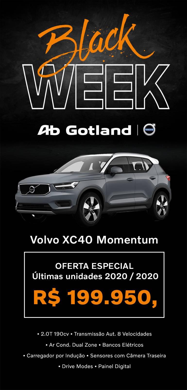 Black Week Volvo