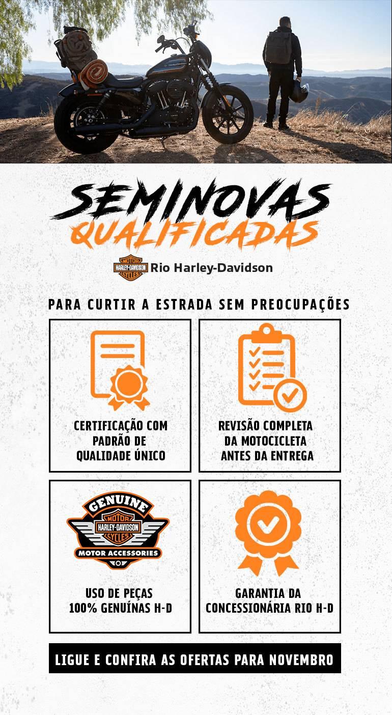 Seminovas Qualificadas Rio H-D