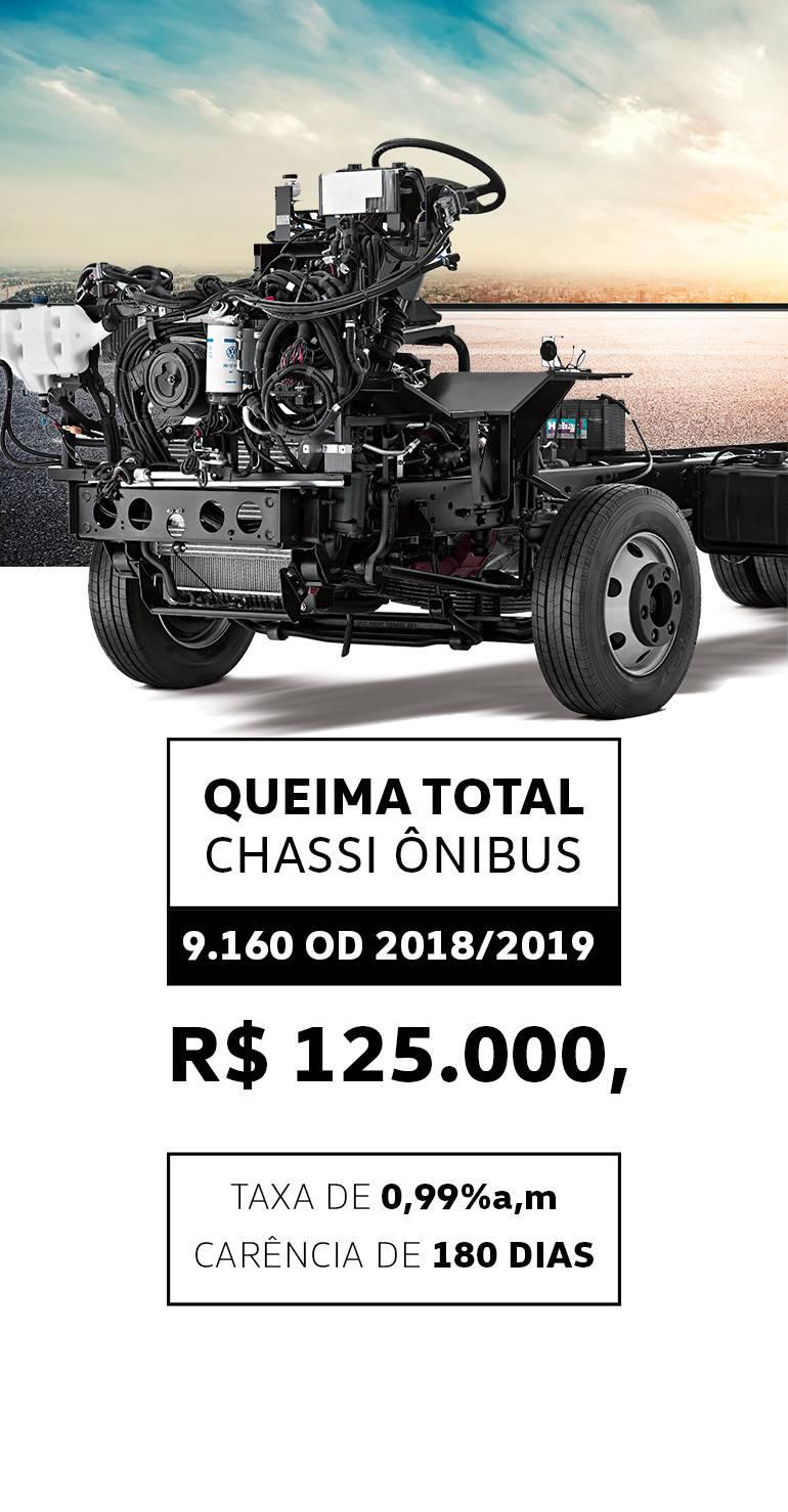 Chassi Ônibus