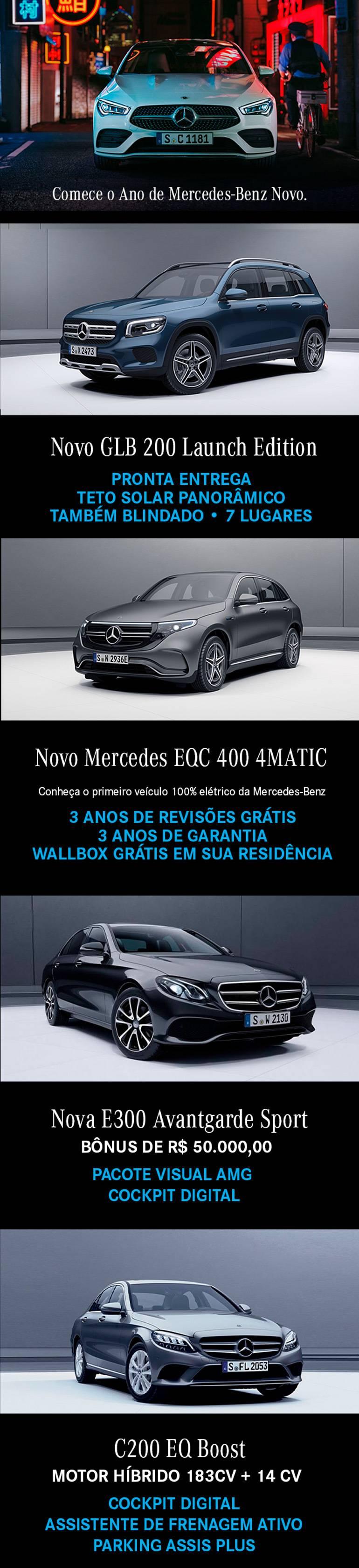 Mercedes-Benz 0km
