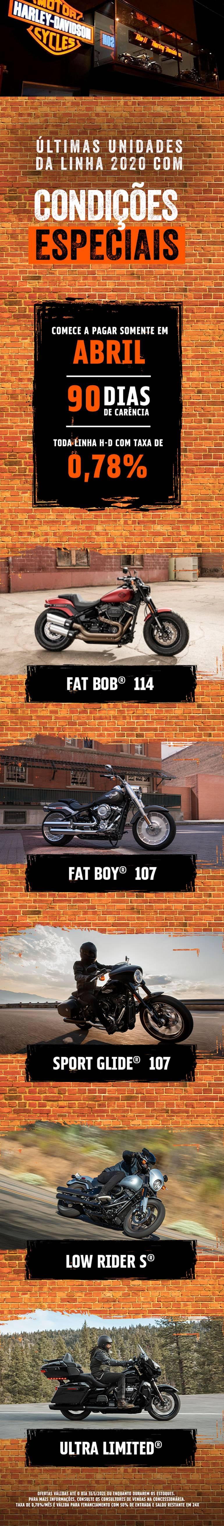Harley 2020