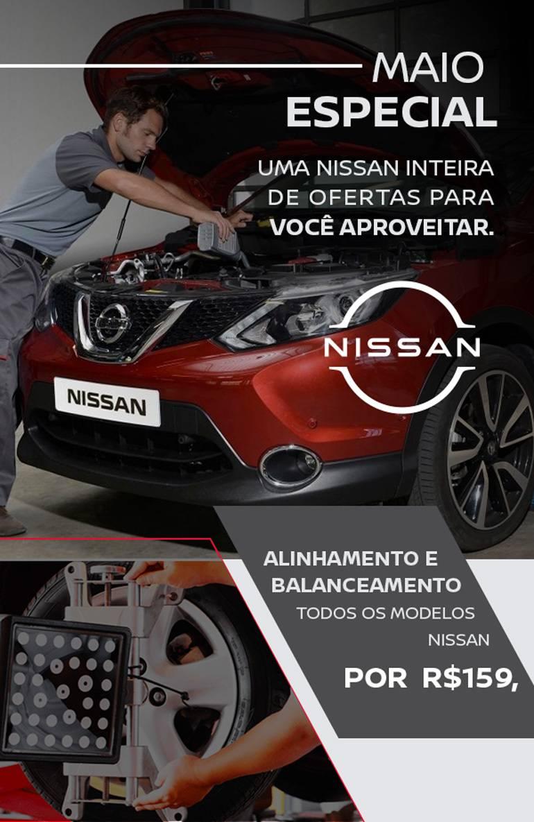 Pós-Venda Nissan