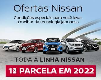Oferta de Maio Nissan