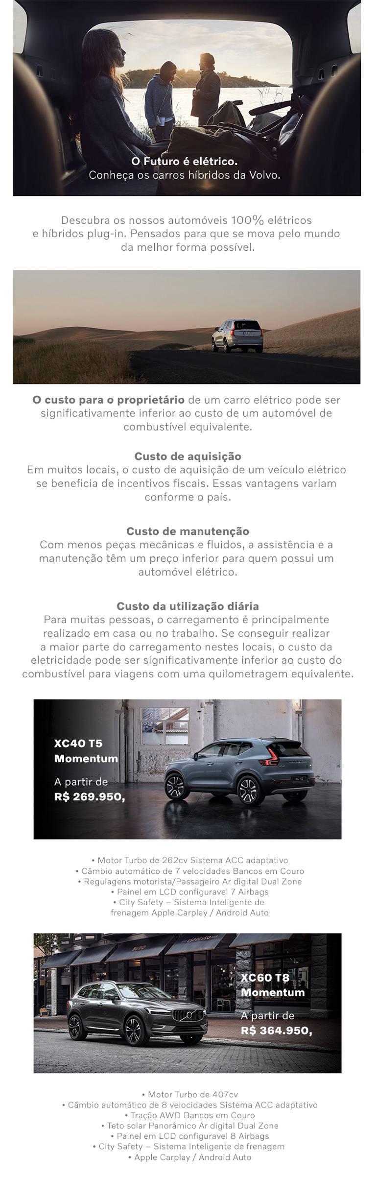 Ofertas Volvo