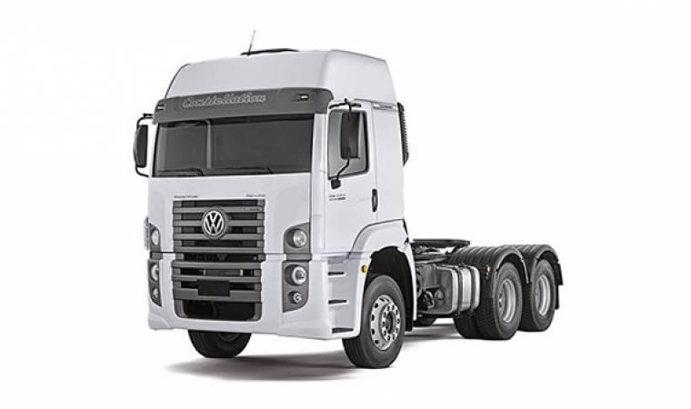 Volkswagen Constellation 19.420 Tractor V-Tronic