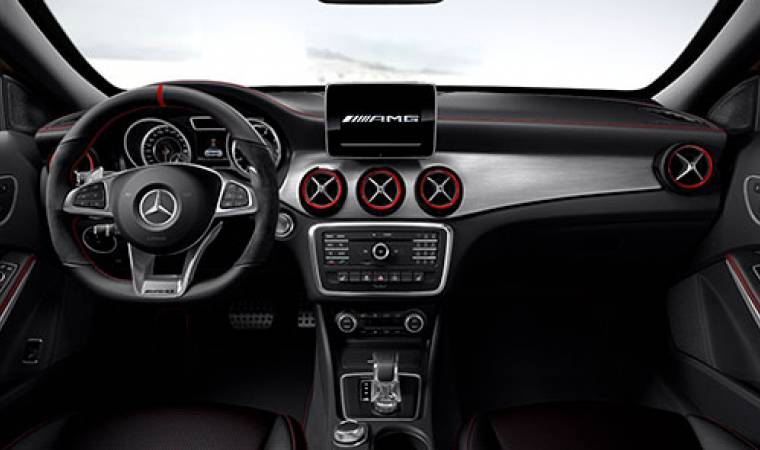 GLA 45 AMG 4MATIC