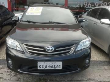 2012 - Corolla XEI 20 FLEX