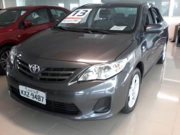 2013 - Corolla GLI FLEX