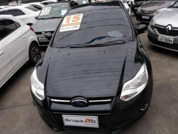 2015 - Focus Sedan TI AT