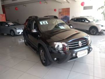2014 - Duster 20 D 4X2A