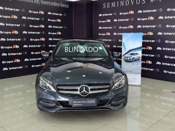 2015 - C 200 Avantgarde Blindada