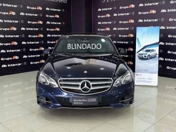 2016 - E 250 Avantgarde Blindado