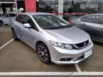 2015 - Civic LXR