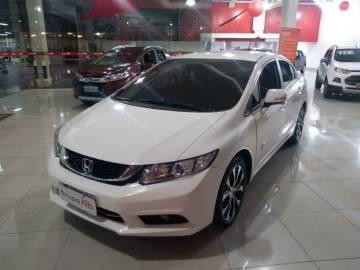 2015 - Civic LXR AUT