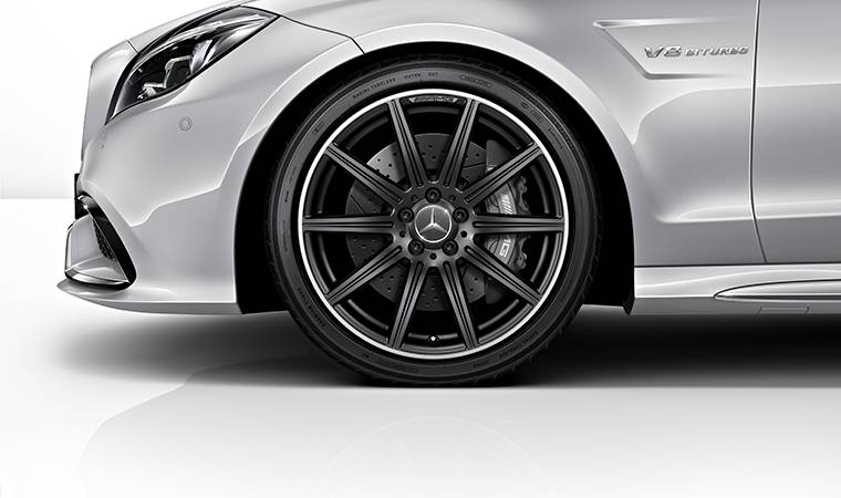 CLS 63 AMG 4MATIC