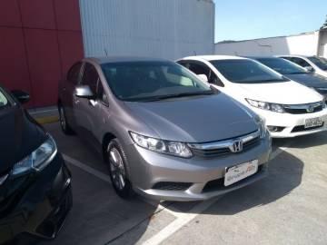 2012 - Civic LXS FLEX