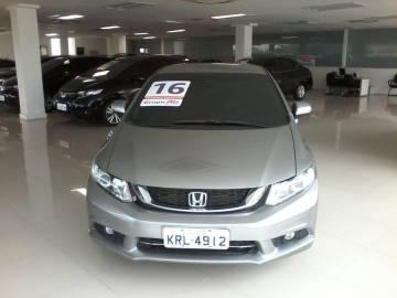 2016 - Civic LXR