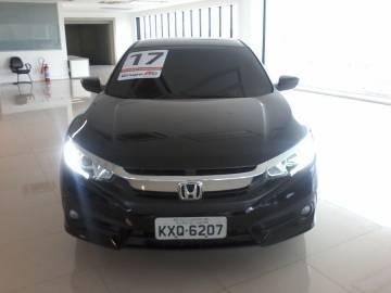 2017 - Civic EXL CVT