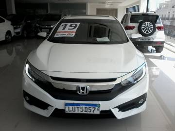2019 - Civic TOURING CVT
