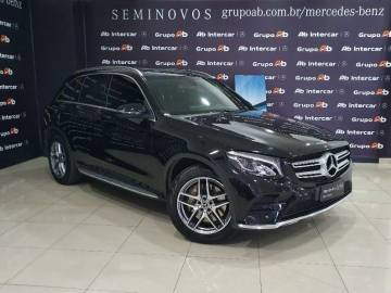 2018 - Glc 250 2.0 Sport 4MATIC
