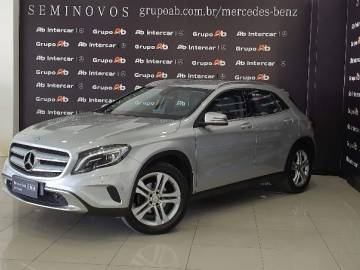 2017 - Gla 200 Advance Blindada