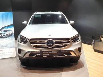 2020 - Glc 220 220d Off Road 4Matic