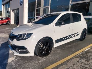 2019 - Sandero RS 2.0 2019