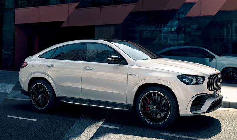 AMG GLE 63 S 4Matic Coupé