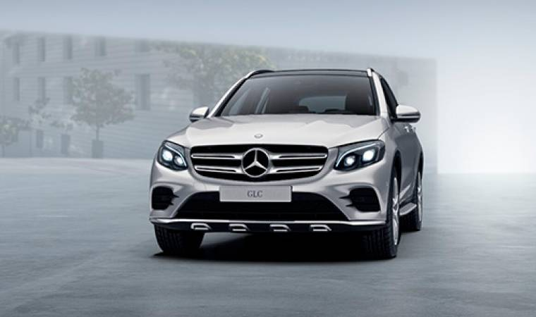 GLC 250 4Matic Highway