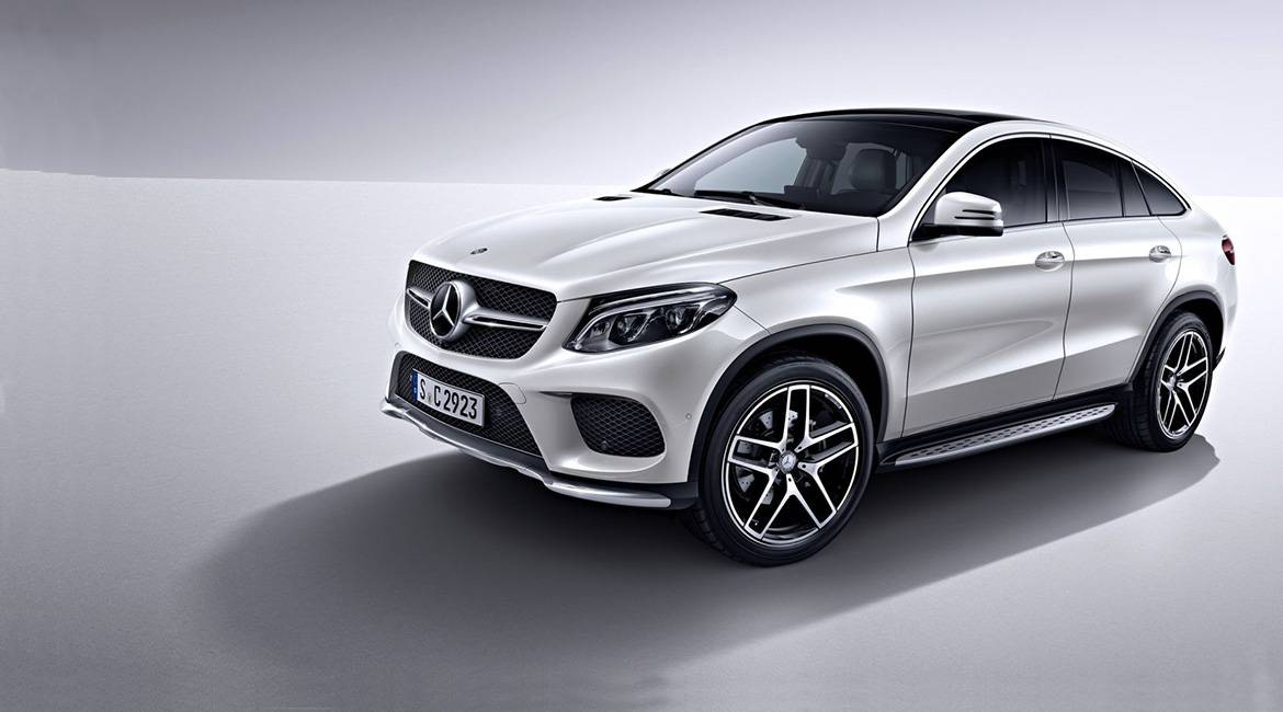 GLE 400 4Matic Coupé Highway