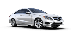 E 250 Turbo Coupe
