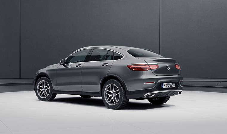Mercedes benz classe glc 250 4matic coup ab intercar for Intercar mercedes benz