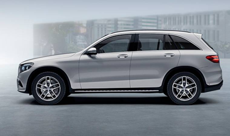 Mercedes benz classe glc 250 4matic sport ab intercar for Intercar mercedes benz